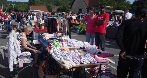 Villers-Saint-Paul : brocante