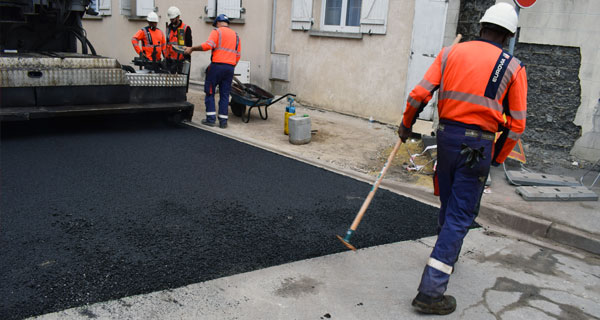 Villers-Saint-Paul : Travaux