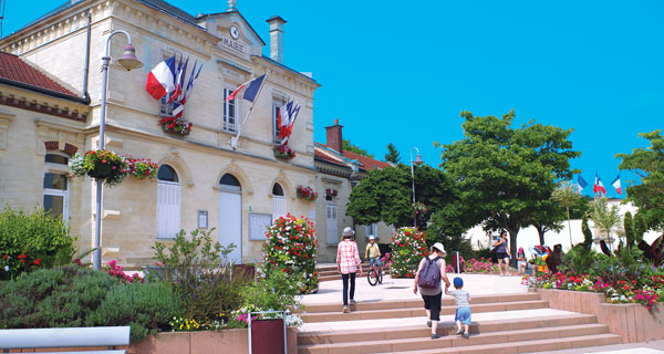 Villers-Saint-Paul : Mairie